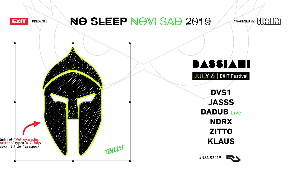 EXIT announced a new No Sleep Festival in Belgrade: First