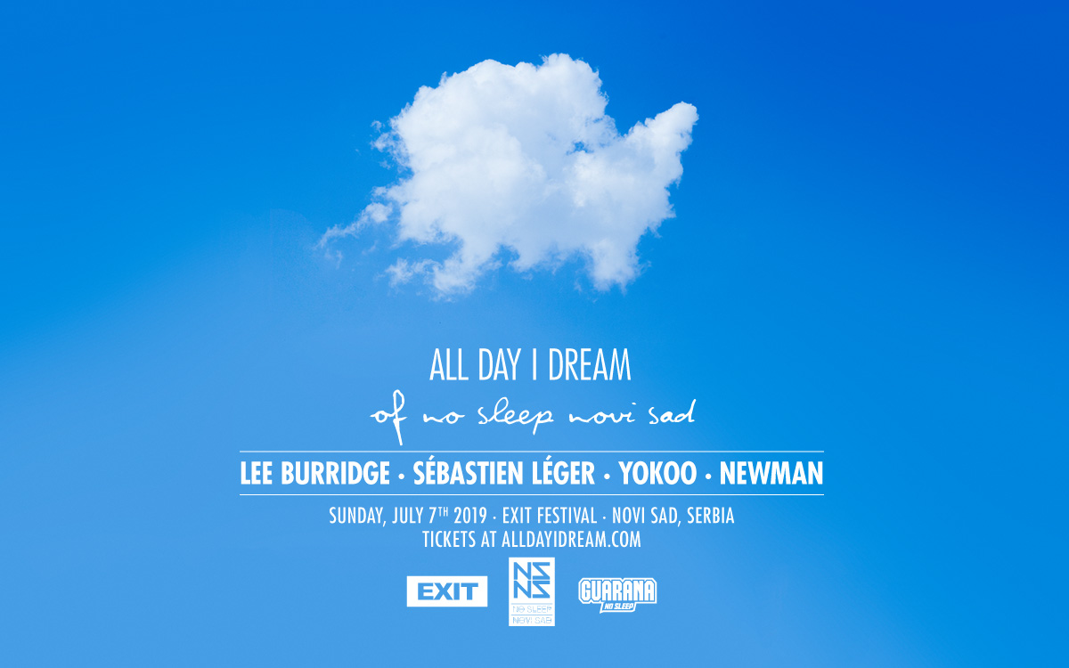 Bassiani will take over EXIT's legendary No Sleep stage with